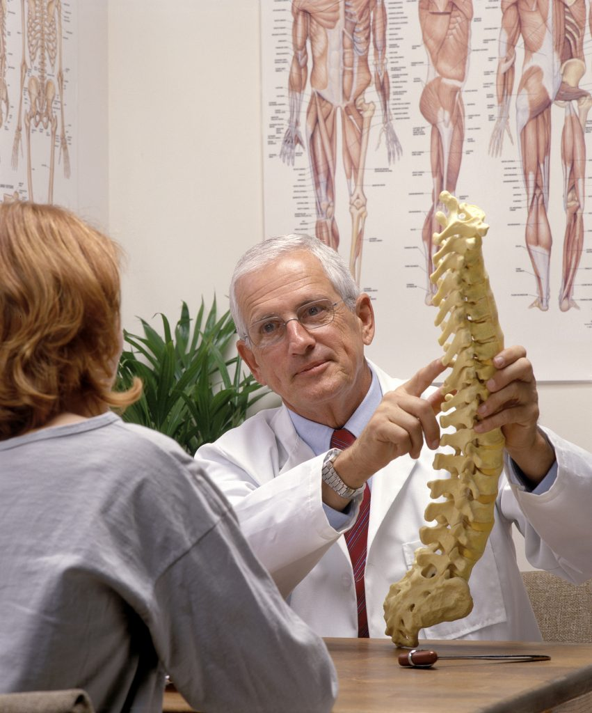 representing 5 Essential Spinal Care Tips To Know As You Age